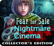 Fear for Sale: Nightmare Cinema Collector's Edition for Mac Game