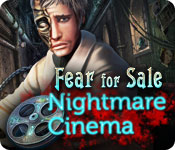 Fear For Sale: Nightmare Cinema for Mac Game