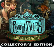 Fearful Tales: Hansel and Gretel Collector's Edition for Mac Game