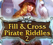 Fill And Cross Pirate Riddles 2 for Mac Game