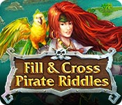 Fill and Cross Pirate Riddles for Mac Game