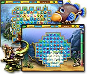 Fishdom Aquarium Game
