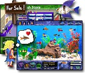 Fish Tycoon Aquarium Game