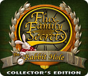 Flux Family Secrets: The Rabbit Hole Collector's Edition for Mac Game