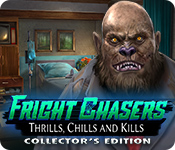 Fright Chasers: Thrills, Chills and Kills Collector's Edition for Mac Game