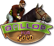 Enjoy the new game: Gallop for Gold