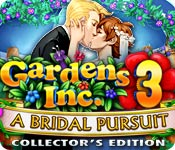 Gardens Inc. 3: A Bridal Pursuit Collector's Edition for Mac Game