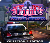 Ghost Files: Memory of a Crime Collector's Edition for Mac Game