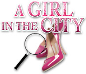 A Girl in the City for Mac Game