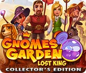 Gnomes Garden: Lost King Collector's Edition for Mac Game