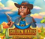 Golden Rails: Small Town Story for Mac Game