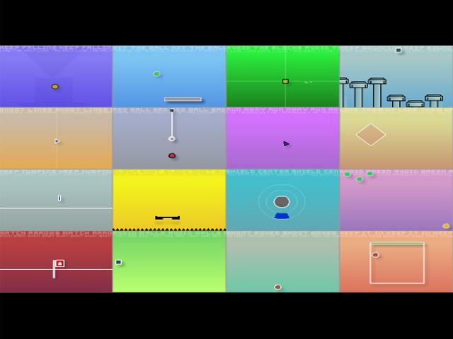 Image Grid 16