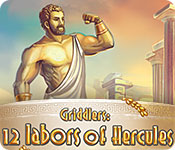 Griddlers: 12 labors of Hercules for Mac Game