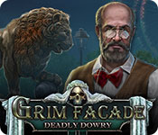 Grim Facade: A Deadly Dowry for Mac Game