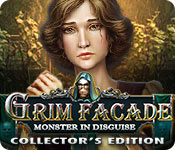 Grim Facade: Monster in Disguise Collector's Edition for Mac Game