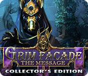 Grim Facade: The Message Collector's Edition for Mac Game