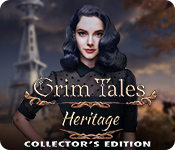 Grim Tales: Heritage Collector's Edition for Mac Game