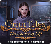 Grim Tales: The Generous Gift Collector's Edition for Mac Game