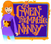Gwen the Magic Nanny for Mac Game
