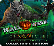 Halloween Chronicles: Monsters Among Us Collector's Edition for Mac Game