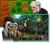 software logic puzzles kids games hidden object mystery software casual games adventure games  Halloween: Trick or Treat