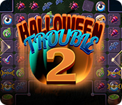 Halloween Trouble 2 for Mac Game