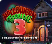 Halloween Trouble 3 Collector's Edition for Mac Game