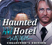 Haunted Hotel: Lost Dreams Collector's Edition for Mac Game