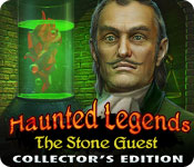 Haunted Legends: The Stone Guest Collector's Edition for Mac Game