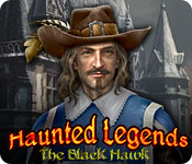 Haunted Legends: The Black Hawk for Mac Game