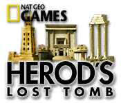 National Geographic Games Herod's Lost Tomb for Mac Game