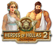 software match 3 logic puzzles casual games  Heroes of Hellas 2: Olympia