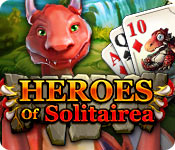 Heroes of Solitairea for Mac Game