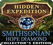 Hidden Expedition: Smithsonian Hope Diamond Collector's Edition for Mac Game