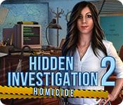 Hidden Investigation 2: Homicide for Mac Game
