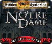 Enjoy the new game: Hidden Mysteries: Notre Dame - Secrets of Paris