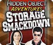 Hidden Object Adventures: Storage Smackdown for Mac Game