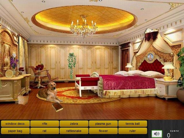 Image Hidden Object Room 3