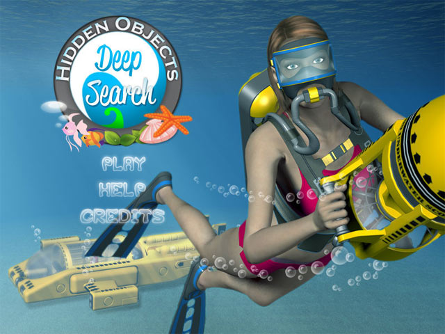 Image Hidden Objects - Deep Search
