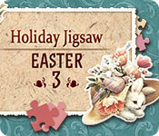 Holiday Jigsaw Easter 3 for Mac Game