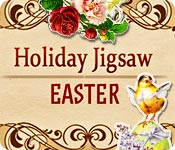 Holiday Jigsaw Easter for Mac Game