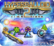 Enjoy the new game: Hyperballoid 2
