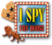 Enjoy the new game: I SPY Fun House