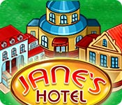 Jane's Hotel for Mac Game