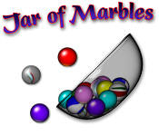 Jar of Marbles for Mac Game
