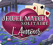 Jewel Match Solitaire: L'Amour for Mac Game
