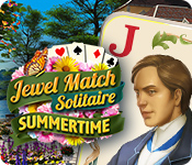 Jewel Match Solitaire: Summertime for Mac Game