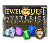 Enjoy the new game: Jewel Quest Mysteries: The Seventh Gate