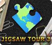 Jigsaw World Tour 3 for Mac Game