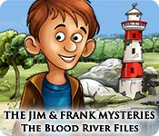 The Jim and Frank Mysteries: The Blood River Files for Mac Game